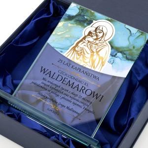 prezent na 25 rocznicę święceń kapłańskich