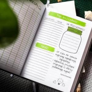 kalendarz planer organizer czasu