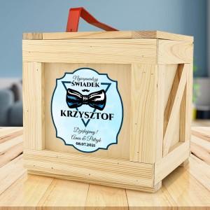 prezent dla świadka box