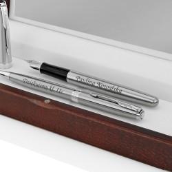pióro i długopis parker na prezent
