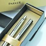 zestaw pióro i długopis Parker