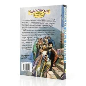 pamiątka chrztu świętego biblia dla dzieci