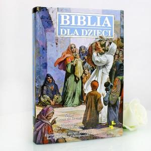 biblia - prezent od matki chrzestnej