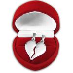 biżuteria dla dwojga z grawerem