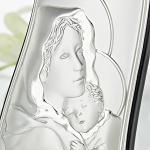 obrazek z Matką Bożą z Dzieciątkiem
