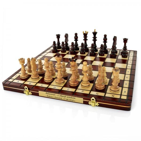 szachy na prezent dla na urodziny