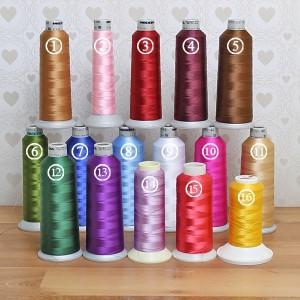 paleta kolorystyczna nici do haftu