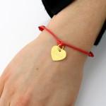 bransoletka sznurkowa na prezent