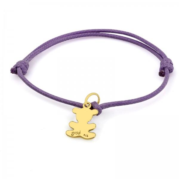 bransoletka sznurkowa na prezent dla dziewczyny