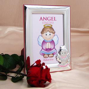 ramka na fotografie dla dziecka