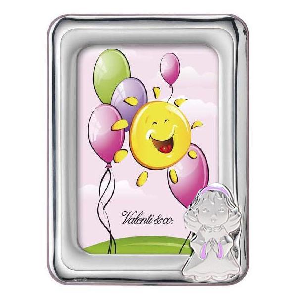 ramka srebrna na zdjęcie  dla dziecka