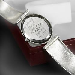 damski zegarek z grawerem dedykacji