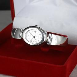 elegancki damski zegarek na prezent