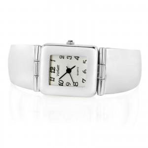 zegarek srebrny z grawerem na prezent dla niej