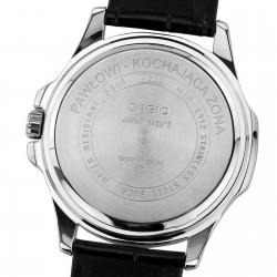 elegancki zegarek na prezent dla niego