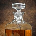 karafka do whisky z grawerem