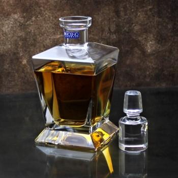 grawerowana karafka do whisky na ślub
