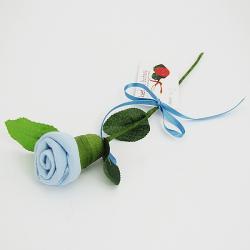 róża skarpetka na prezent