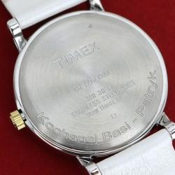 grawerowany zegarek damski