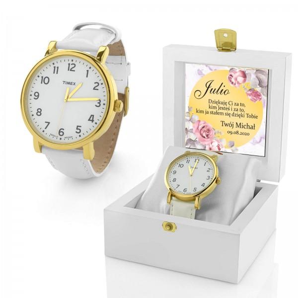 zegarek TIMEX na prezent dla niej na mikołajki
