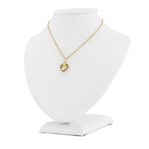 złoty łańcuszek z medalikiem na prezent dla dziecka