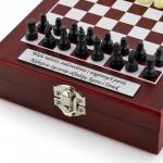 szachy na prezent dla miłośnika wina