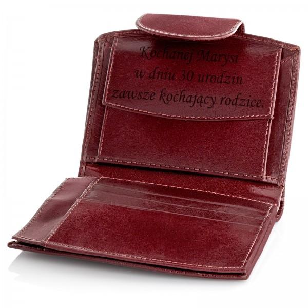 portfel dla niej