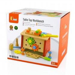 warsztat z narzędziami na prezent dla chłopca