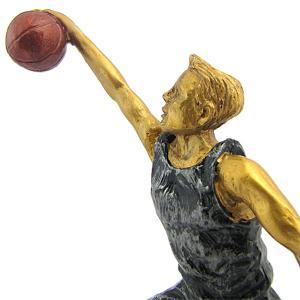 Statuetka z dedykacją dla sportowca