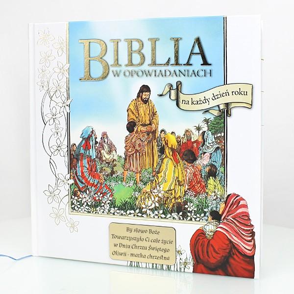 biblia w opowiadaniach dla dzieci