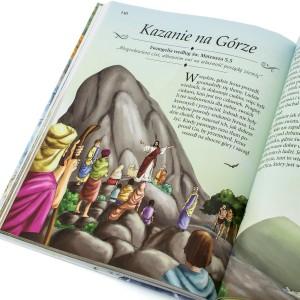 biblia dla dzieci w obrazkach na prezent