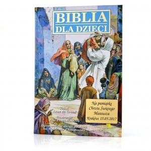 biblia na prezent na chrzest