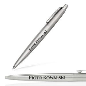 długopis z grawerem dedykacji