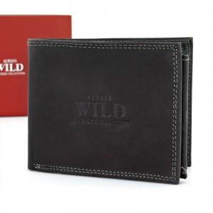 portfel z grawerem na prezent dla meżczyzny