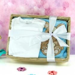 prezent na narodziny dziecka z personalizacją