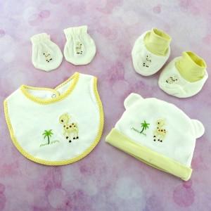 wyprawka dla niemowlaka na prezent
