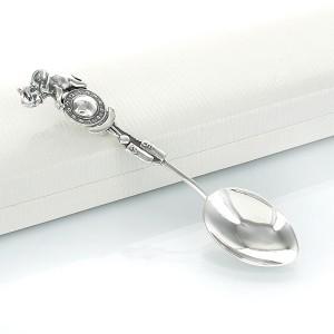 łyżeczka ze srebra na chrzest
