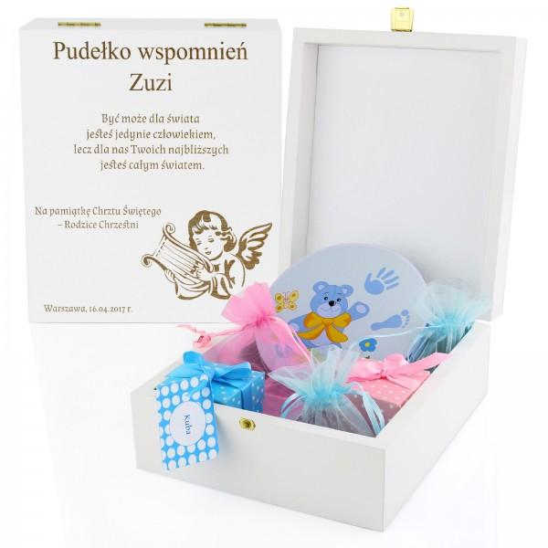 pudełko wspomnień dla dziecka