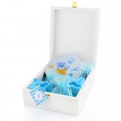 pudełeczko wspomnień dla chłopca