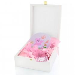 pudełko wspomnień dla dziewczynki