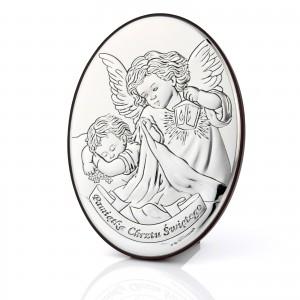 obrazek na chrzest święty