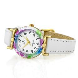 pomysł na pamiątkę komunijna zegarek dla dziewczynki
