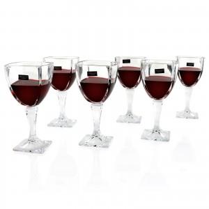 kieliszki do wina na prezent na ślub