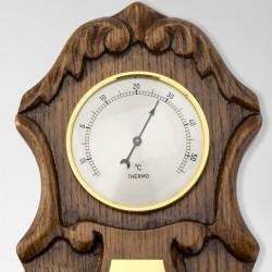 termometr - element stacji pogody na prezent dla szwagra na urodziny
