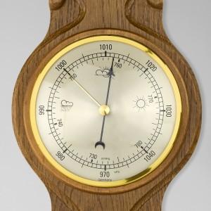 element stacji pogody -barometr na prezent na rocznicę ślubu