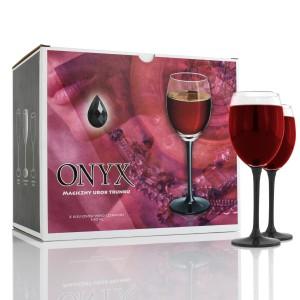 kieliszki do wina na prezent