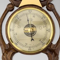 barometr - element stacji pogody na prezent na 60 urodziny dla niego