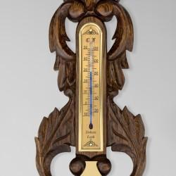 termometr - element stacji pogody na prezent dla niego na urodziny