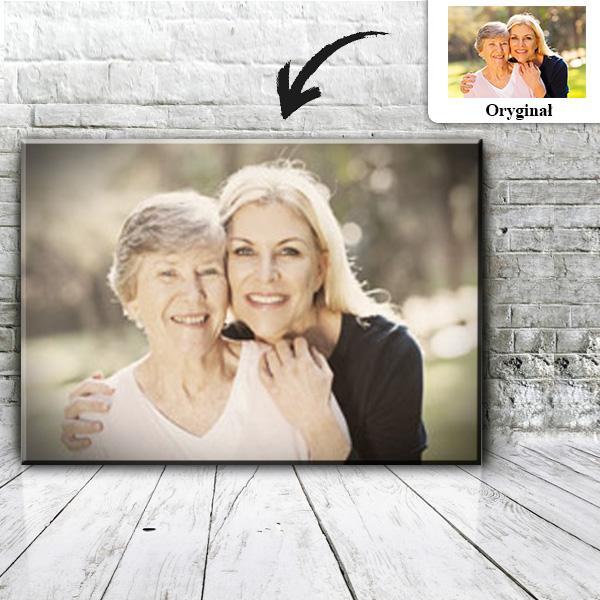 foto obraz z własnego zdjęcia na prezent