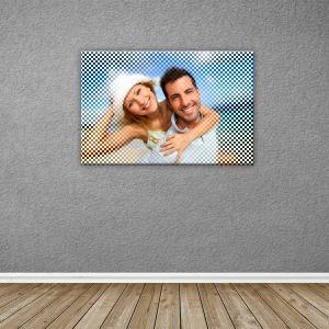 wydruk na płótnie wspólnego zdjęcia